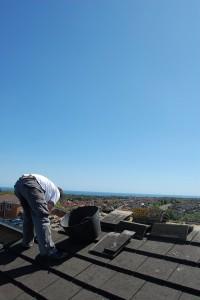 Étanchéité de toiture Saint-Porchaire